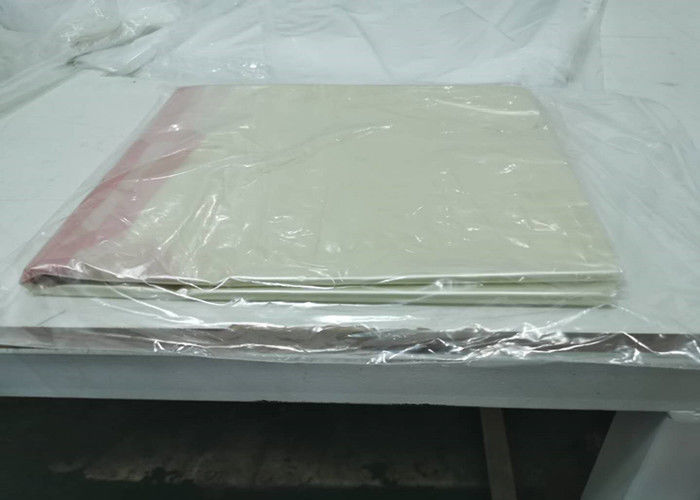 Custom Made Water Soluble Laundry Bags , PVA Plastic Medical Laundry Bags